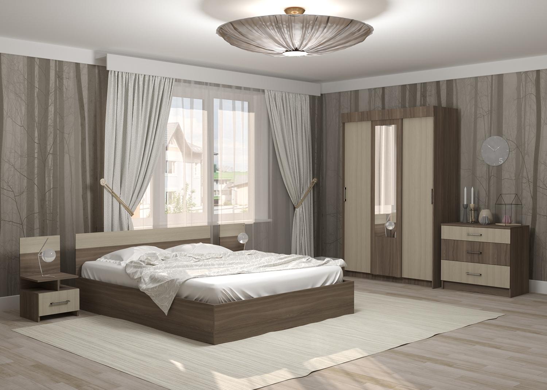 Спальня «Корсика-2»