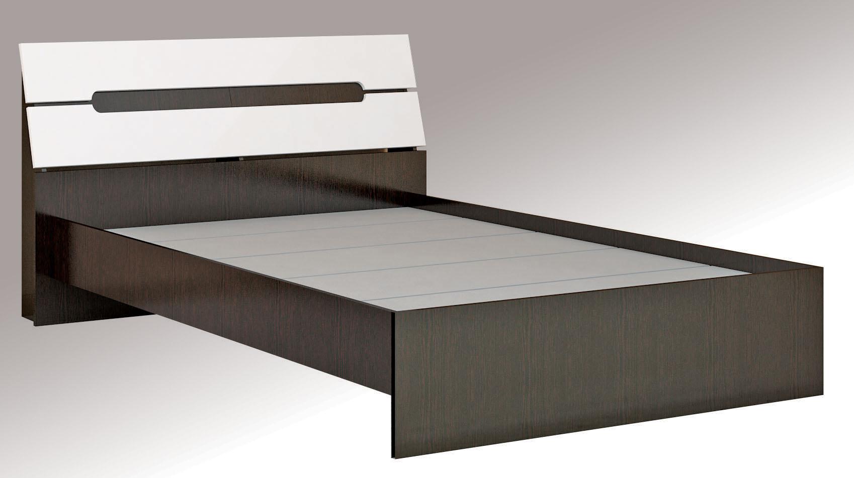 Кровать Гавана Акрил белый