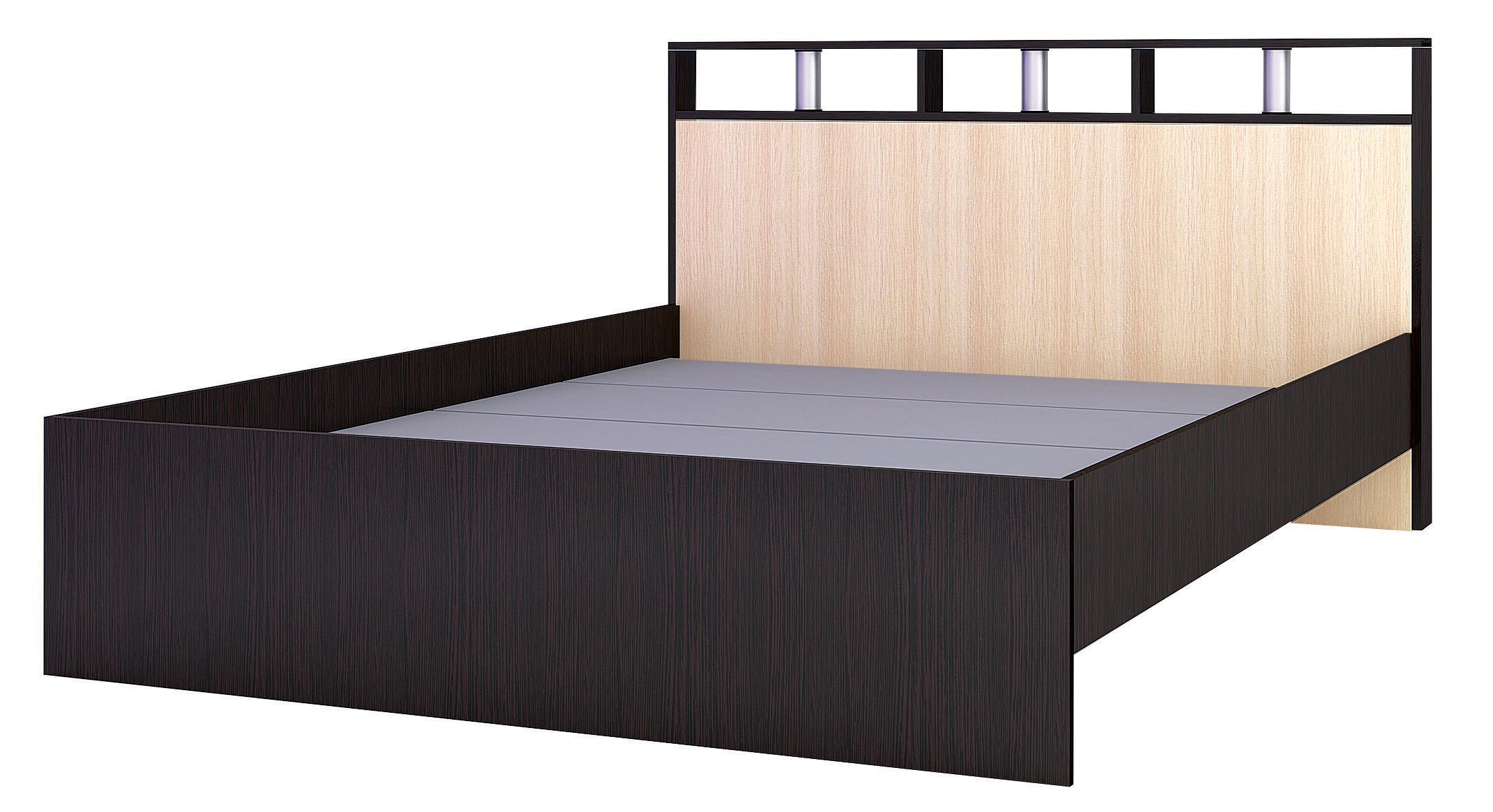 Кровать двуспальная Ненси 2