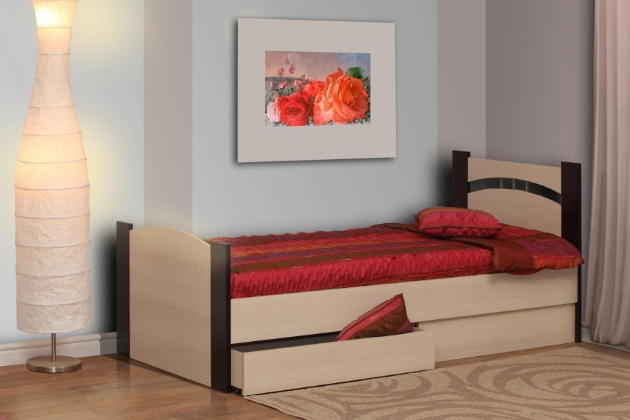 Кровать Луна 900