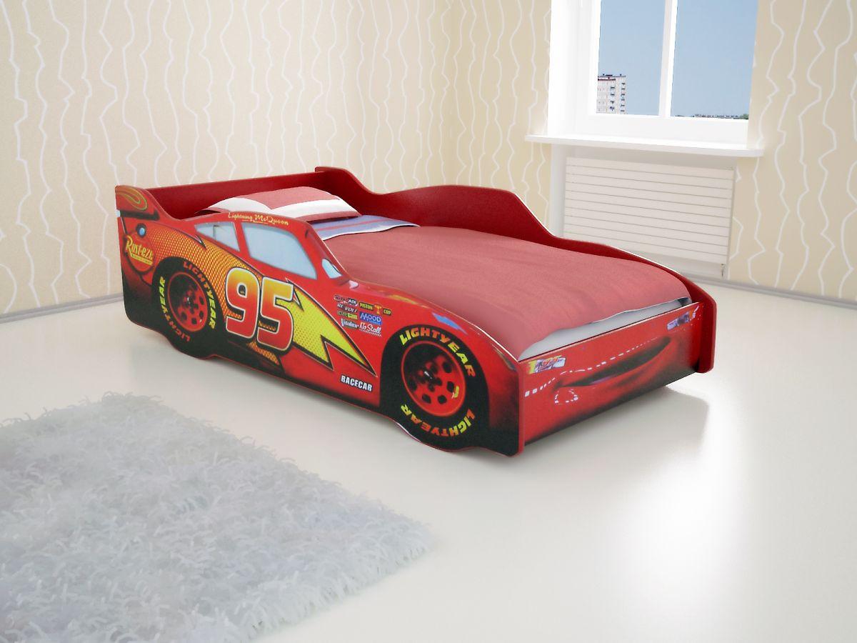 Кровать-машина Маквин