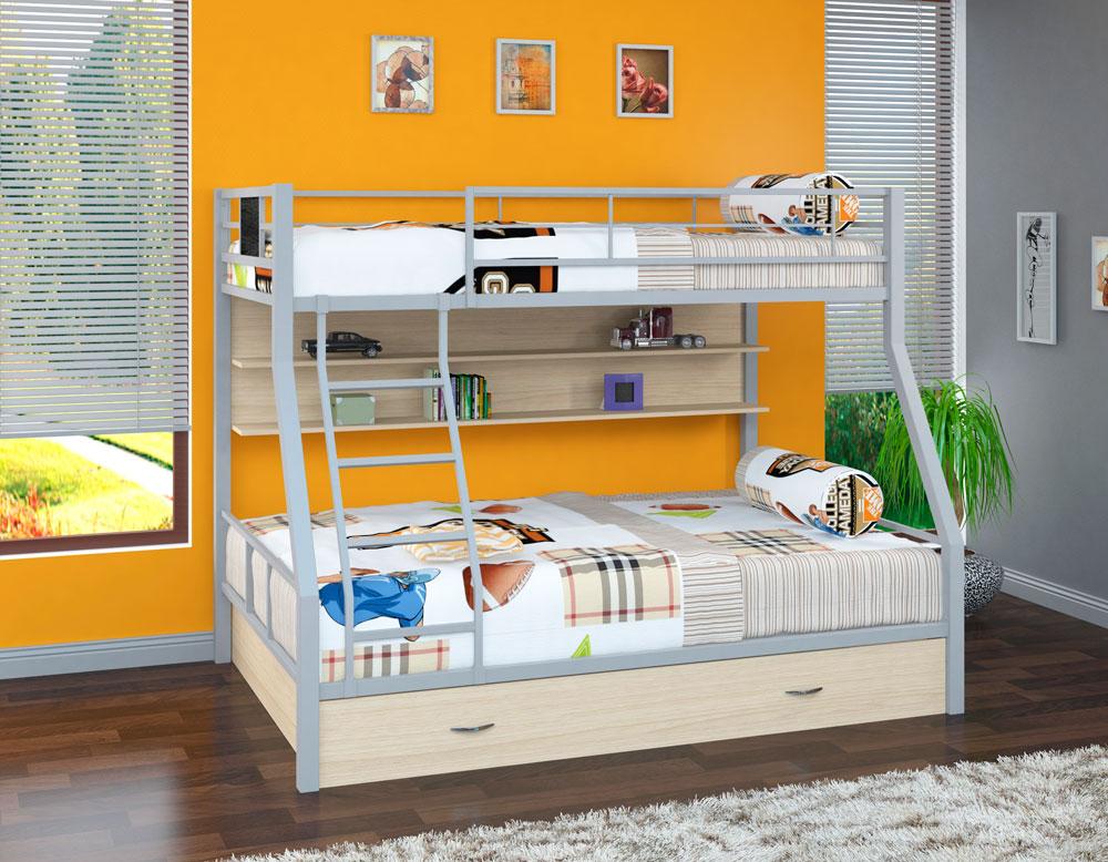 Двухъярусная кровать Гранада — 1 ПЯ