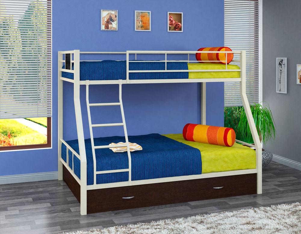 Двухъярусная кровать Гранада — 1 Я