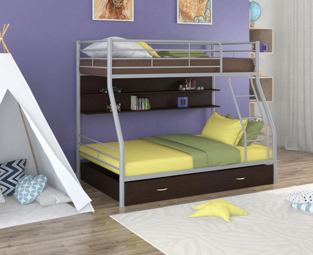 Двухъярусная кровать Гранада — 2 ПЯ