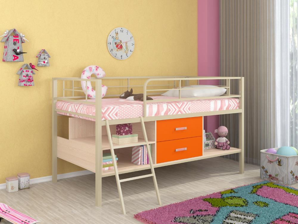 Кровать-чердак Севилья — Мини Я