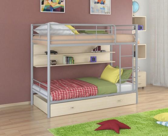 Двухъярусная кровать Севилья — 3 ПЯ